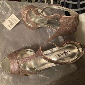 Brand New Glitter Heels